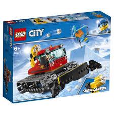 <b>Lego City Транспорт</b> Снегоуборочная машина <b>конструктор</b> 60222 ...