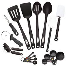 kitchen utensil: amazoncom farberware classic  piece tool and gadget set kitchen tool sets kitchen amp dining