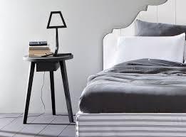 Camera Da Letto Grigio Bianco : Eleganti camere letto bianco nero moderno punto alcuni bambini
