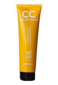 <b>Крем для волос</b> Brelil CC Color <b>Cream</b> оттеночный 150 мл купить ...