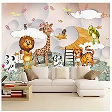 Apoart <b>Custom 3D Wall</b> Murals Wallpaper for Kids Room Cartoon ...