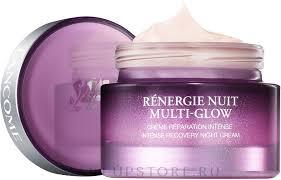 <b>Ночной</b> антивозрастной крем для кожи лица - <b>Lancome Renergie</b> ...