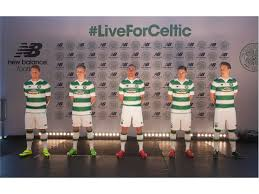 New Balance Reveals <b>Celtic FC</b> 2015/16 <b>Home Kit</b>