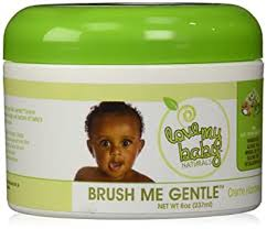 Love My Baby Brush Me Gentle Creme Hairdress 8 ... - Amazon.com