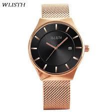 Simple Couple Watches With <b>Calendar</b> Wristwatch Quartz Men ...