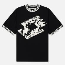 Женская <b>футболка</b> Damir Doma x <b>Lotto</b> Tiara LL Coal CS1W0111 ...