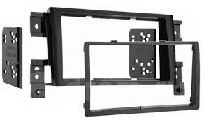 <b>Переходная рамка Metra 95-7953</b> для Suzuki Grand Vitara 05+ ...