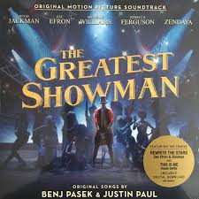 Виниловая пластинка WM <b>Ost The Greatest</b> Showman (Black Vinyl ...