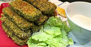 """<b>Вегетарианские</b> """"рыбные"""" <b>палочки</b> из нута с соусом - рецепт с ..."""