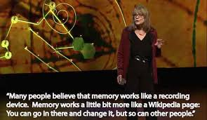 Image result for elizabeth loftus
