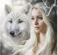 US Seller. DP <b>White Wolf</b> and Warrior Princess <b>DIY</b> 5D <b>Diamond</b> ...