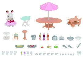 Купить Игровой набор <b>Sylvanian Families Морская вечеринка</b> ...