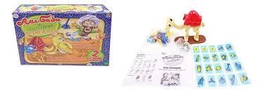 Купить семейная <b>настольная игра ABtoys Али-Баба</b> и ...