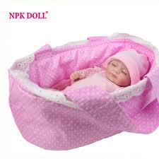 """NPKDOLL <b>28 CM</b> Mini Doll Reborn 10"""" Handmade Full body vinyl ..."""