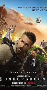 6 Underground (2019) - IMDb