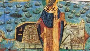 Ο άγιος Σπυρίδων φρόντισε για τα ψάρια της πανηγύρεως! (θαυμαστό γεγονός)