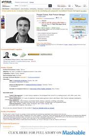 the best online resume ever was created by ud grad the original post from mashable  middot  philippe dubost    s amazon resume