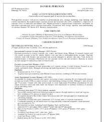 key account manager resume key a cover letter gallery of account management resume
