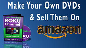 make your own dvds sell them on amazon gary venrooy skillshare learn how to and install software that will allow you to receive cable tv movies and tv shows also watch step by step as i also