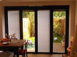 sliding patio doors with built in blinds patio doors blind shades sliding glass