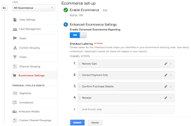 Enhanced Ecommerce | Analytics for Web (analytics.js)