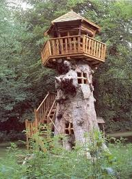 Simple and Modern Kids Tree House Designs   Freshnist