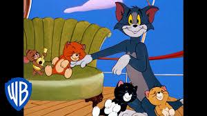 The <b>Tom & Jerry</b> Rewind | Classic Cartoon Compilation | WB Kids