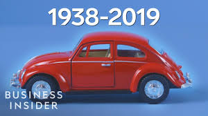 The Rise And Fall Of The <b>Volkswagen Beetle</b> - YouTube