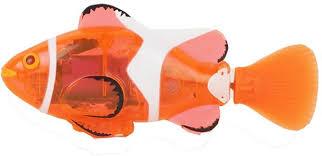 <b>Радиоуправляемая рыбка Create Toys</b> Clown Fish - 3316 купить ...