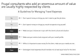 managing travel expenses on consulting projects firmsconsulting travel expenses management consulting 2