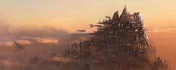 Peter Jackson'dan yeni yapım: Mortal Engines