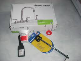 Changing A Kitchen Faucet Stylish How To Install A Single Handle Kitchen Faucet How Tos Diy