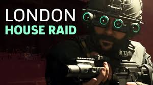 London House Raid From The Call of Duty: Modern Warfare ...
