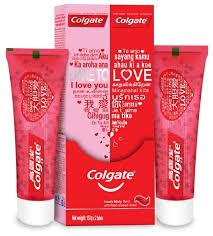 Зубная паста Colgate Dare to Love с <b>сердечками</b>, 2 х 130 г ...