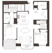 bedroom suite floor plan polo towers  bedroom suite b  polo towers  bedroom suite