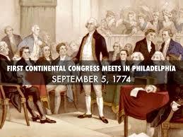 「1774, Continental Congress」の画像検索結果
