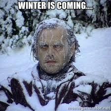 Winter is coming.... - Frozen Jack | Meme Generator via Relatably.com