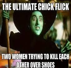 Chick Flick Meme Kill, Women | Sayings | Pinterest via Relatably.com