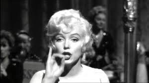 "Marilyn Monroe - <b>I Wanna Be Loved</b> By You (Soundtrack ""Some Like ..."