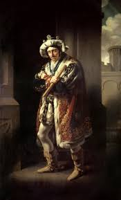 how to be a great actor edmund kean as richard iii  to see him act was to read shakespeare by flashes of lightning picture victoria amp albert museumbridgeman images