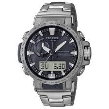 Стоит ли покупать Наручные <b>часы CASIO PRW</b>-<b>60T</b>-<b>7A</b>? Отзывы ...