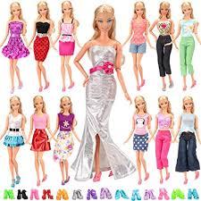 BARWA Lot 20 Items 10 Set Fashion Handmade ... - Amazon.com