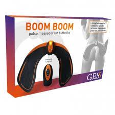 <b>Импульсный массажер</b> для ягодиц <b>Gess Boom Boom</b>