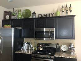 ideas china hutch decor pinterest: how to decorate on top of cabinets with vaulted ceiling google search middot kitchen cabinets decorcabinets ideascabinets