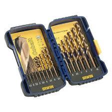 """Набор <b>сверл по металлу Irwin</b> """"Cobalt"""", 1,5-10 мм, 15 шт - купить ..."""