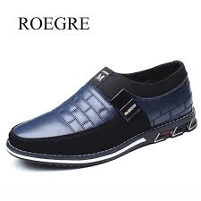 <b>2019 New Big Size</b> 38 46 Oxfords Leather Men Shoes Fashion ...