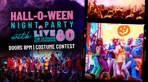 <b>Hall</b>-O-<b>Ween</b> Party with LIVE 80 at Legacy <b>Hall</b> | Legacy <b>Hall</b>