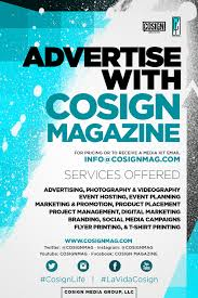 business reasons to advertise cosign magazine cosign ad flyer