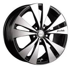 Колесный диск Racing Wheels H-364 <b>7x17</b>/<b>5x114</b>.<b>3</b> D66.<b>1</b> ET45 ...