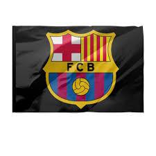 Флаг 150x100 см <b>Barcelona</b> #2536408 от madam - <b>Printio</b>
